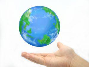 SDGsと地球