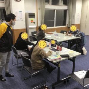 札幌市北区ボラギャング様の学習支援の様子