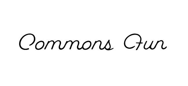 コモンズファンロゴ