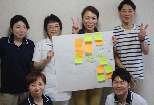 TQM委員会発足当初の写真